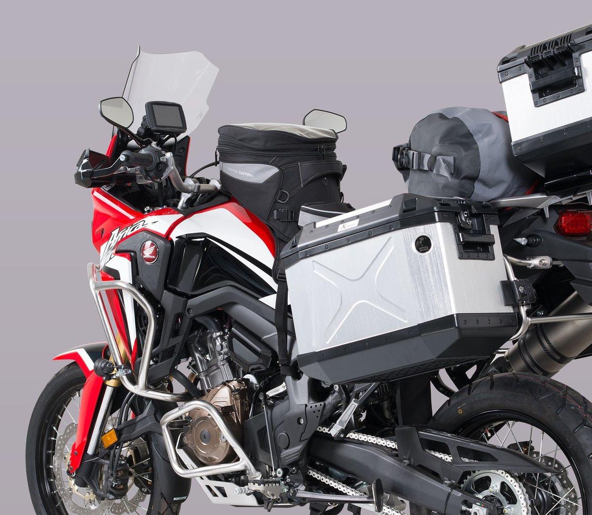 Honda CRF 1000 L Africa Twin – Louis Spezial-Umbau