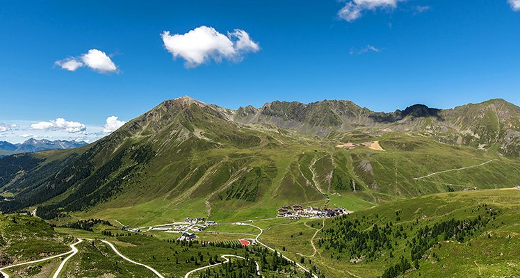 Österreich Tiroler Königsetappe