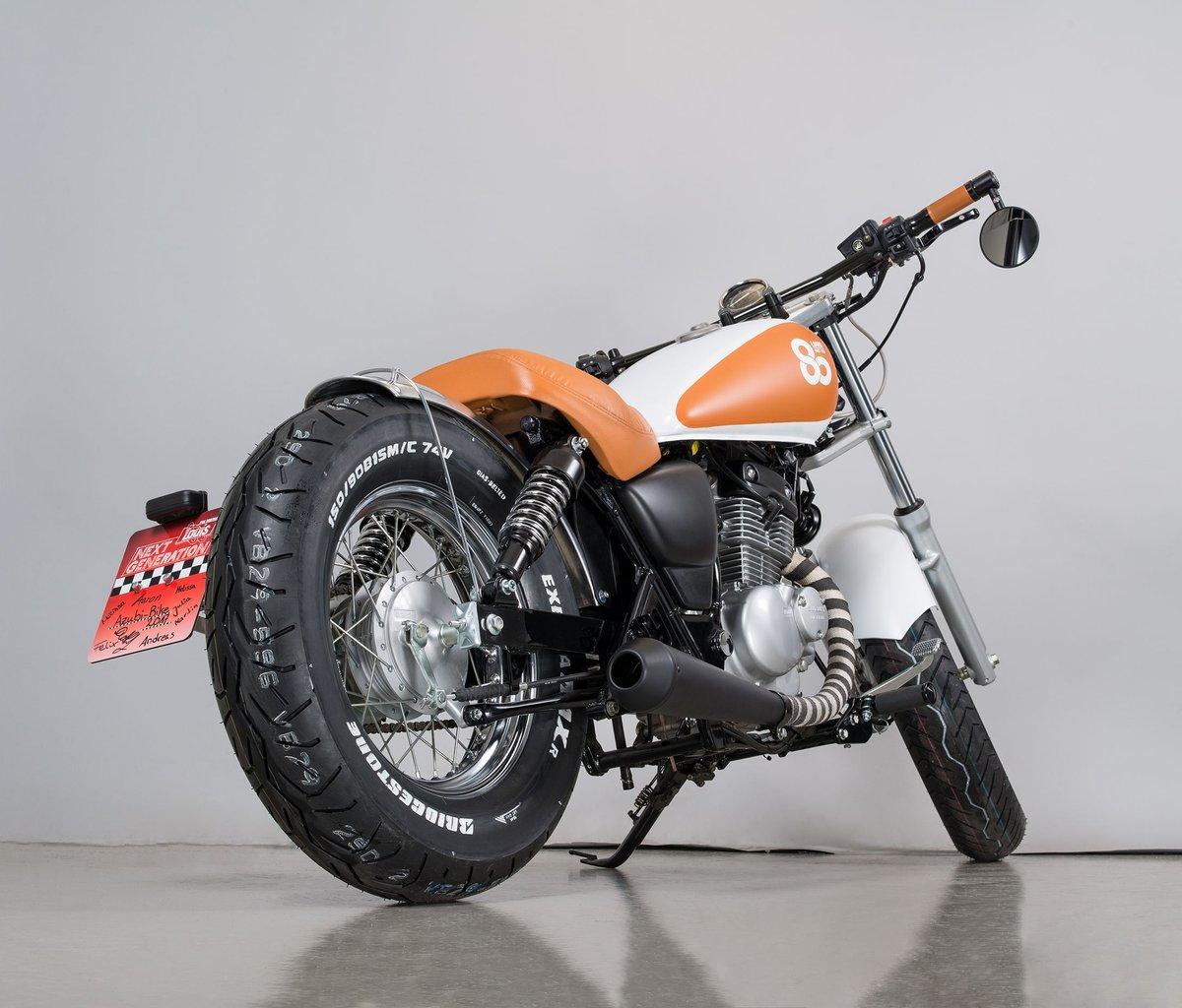 Suzuki GZ 125 Marauder Louis Spezial-Umbau