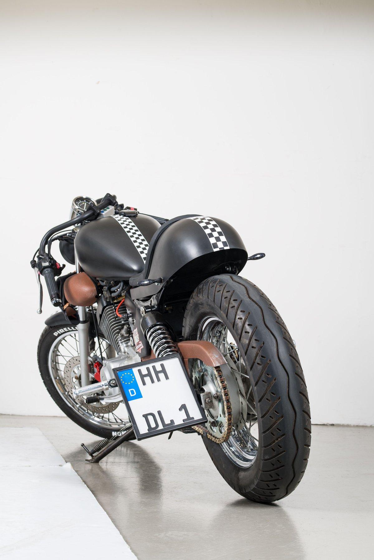 Yamaha XV 125 Virago Louis Special Conversion