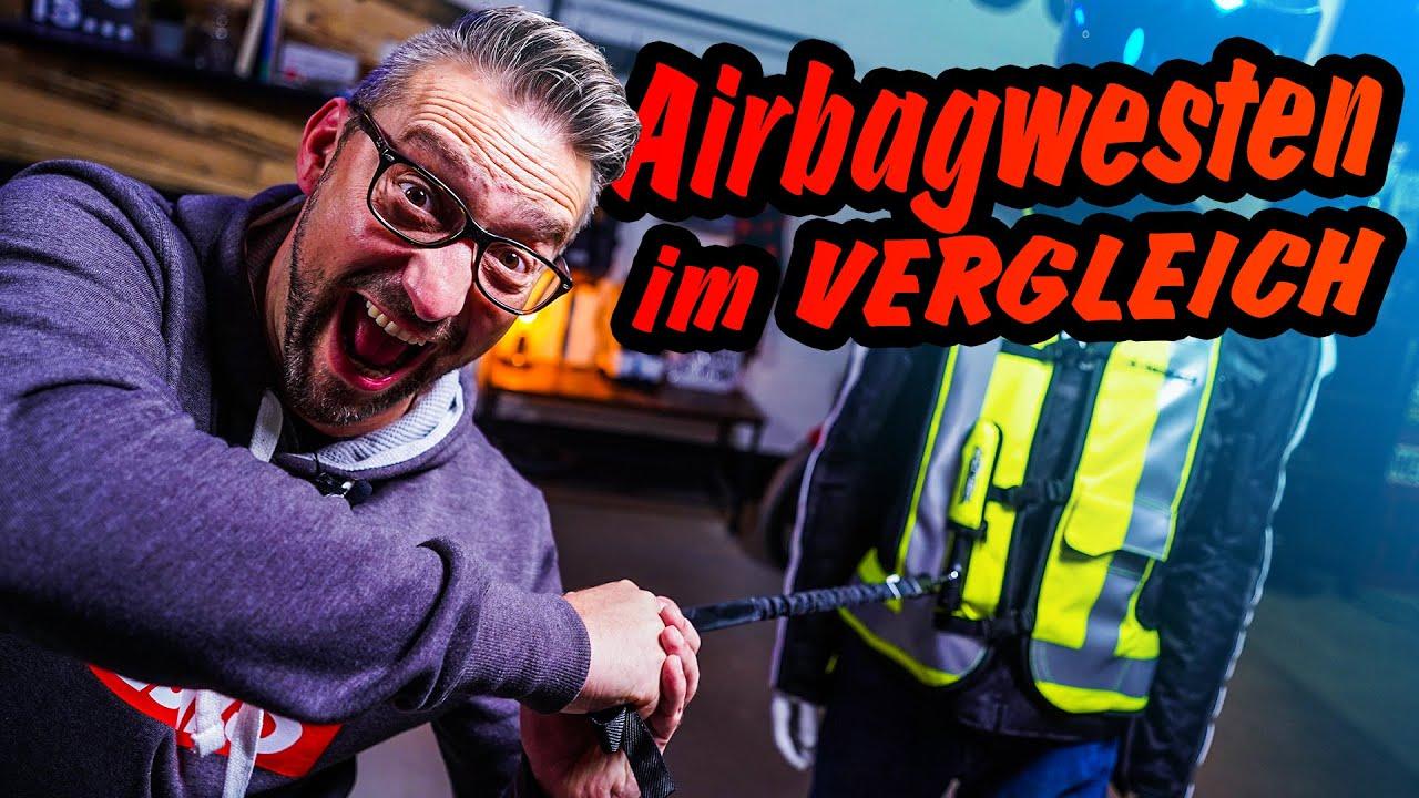 Welche Airbagweste für Dich?