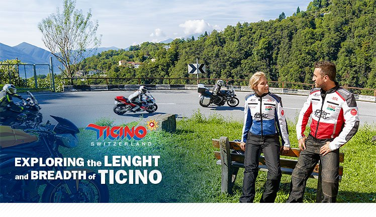 Ticino touring tips