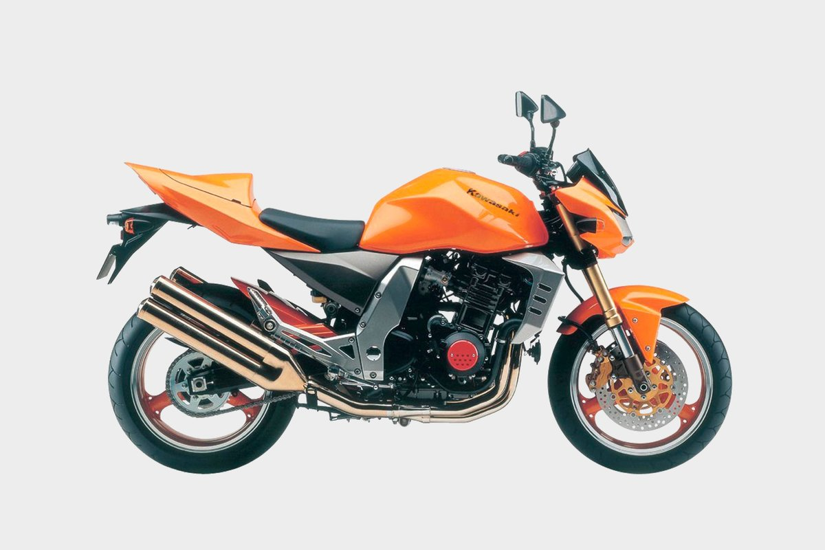 Kawasaki Z 1000 (2003–2006)