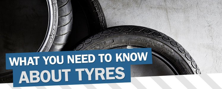 The tyres