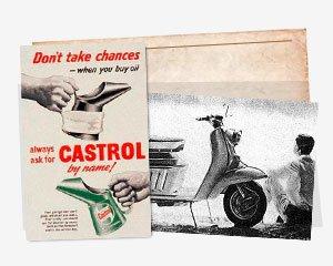 Archiv: Werbung der 50er Jahre