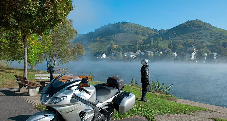 Deutschlands Westen – Eifel Motorrad Tour