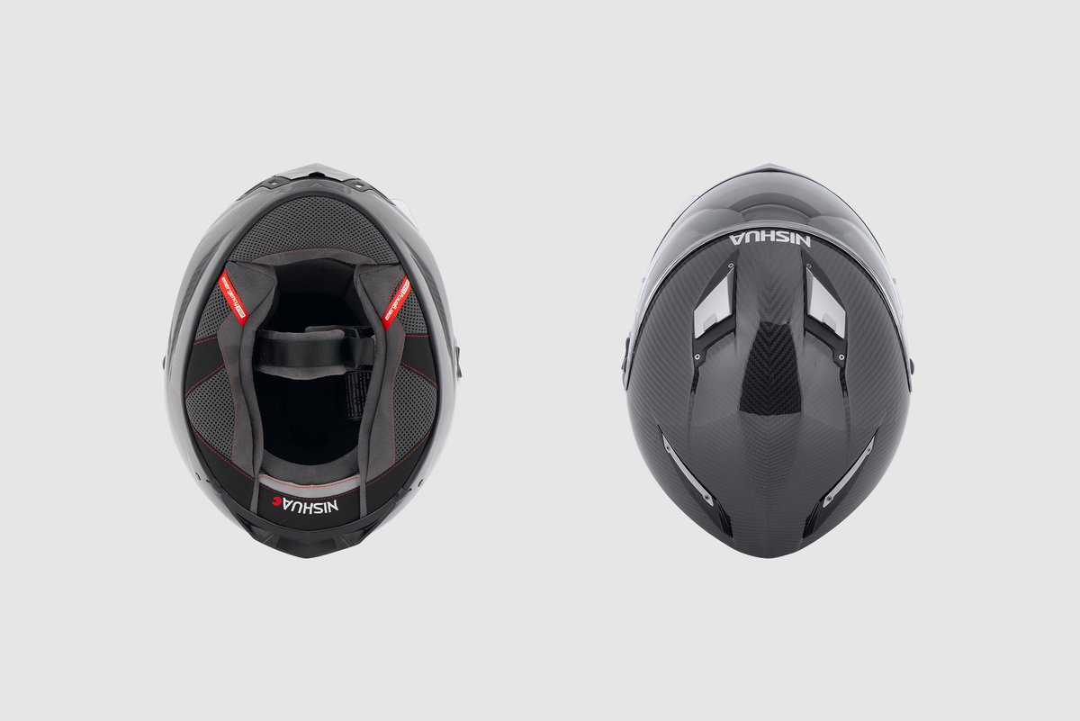 EXEMPLE : CASQUE INTÉGRAL NISHUA NRX-2