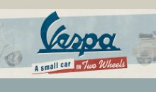 Brand Shop –Vespa