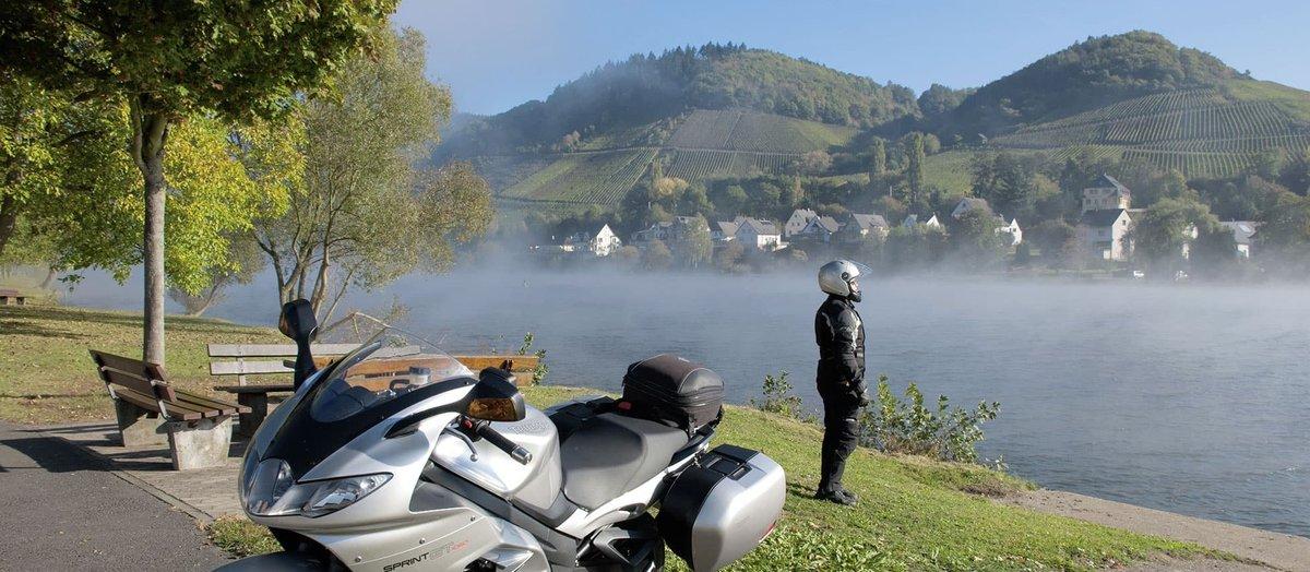 Westen Motorrad Tour