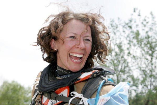 Tina Meier –Dranbleibexpertin