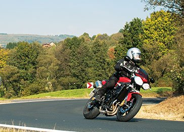 Deutschlands Mitte Motorrad Tour