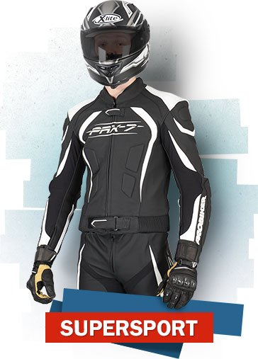 Supersport motocycliste