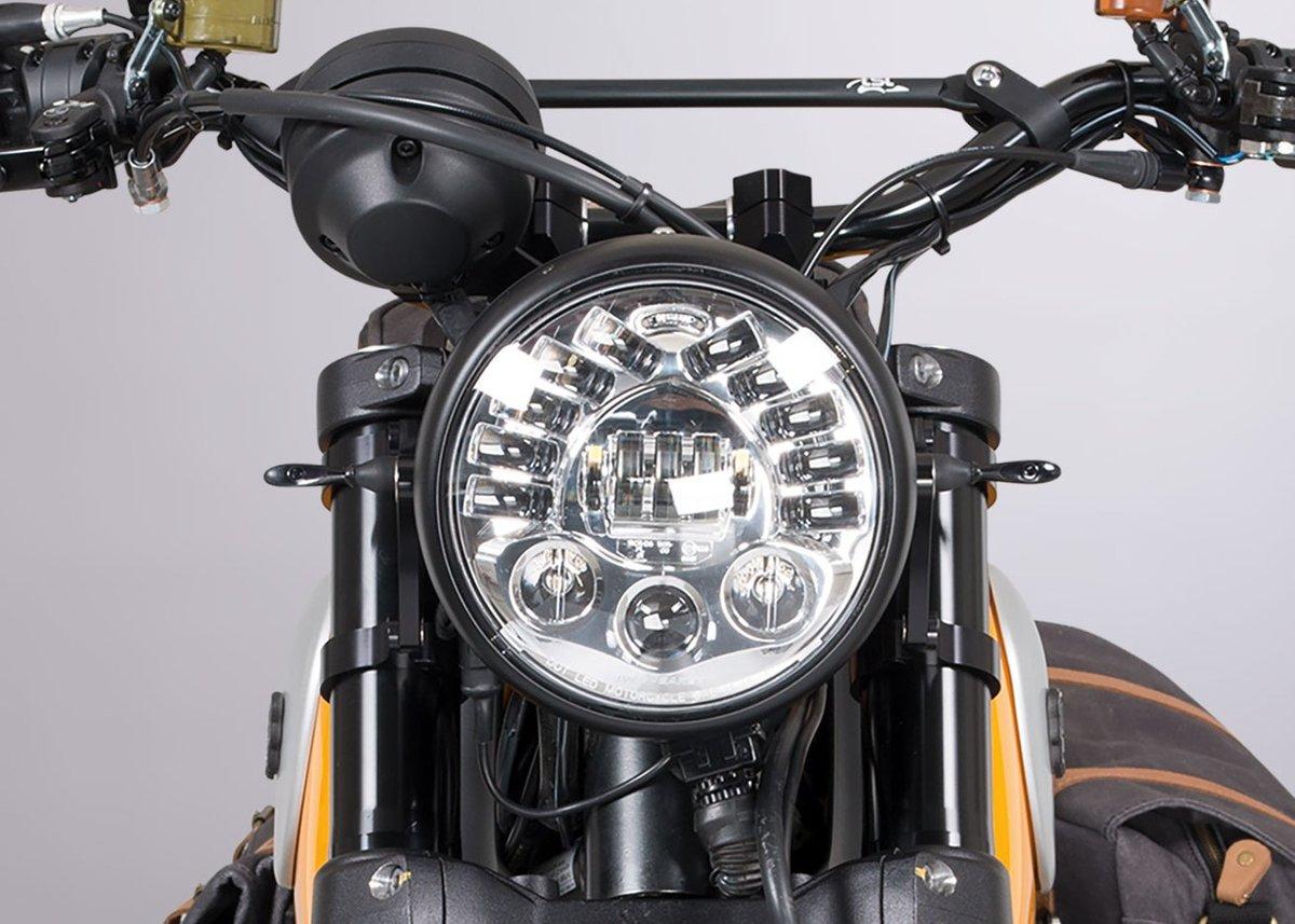Ducati Scrambler 800 von Vorne
