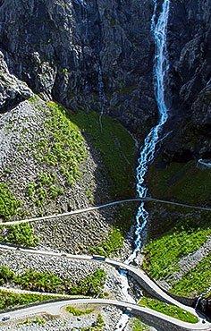Europas schönste Routen: Norwegen