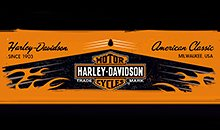 Brand Shop – Harley-Davidson