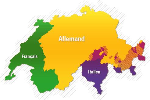 Map - Switzerland