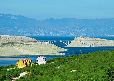 Italien: Österreich –Kroatien Motorrad Tour