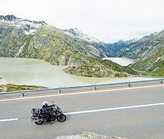 Schweizer Pässe Tour