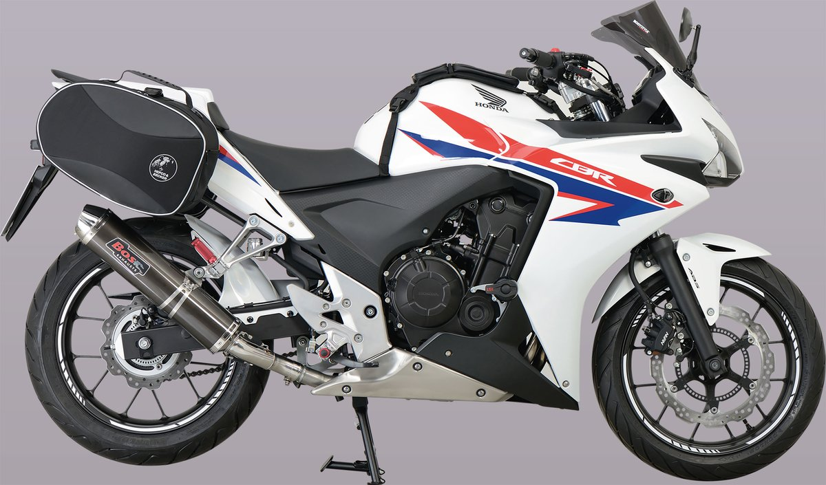honda cbr 500 r louis special conversion