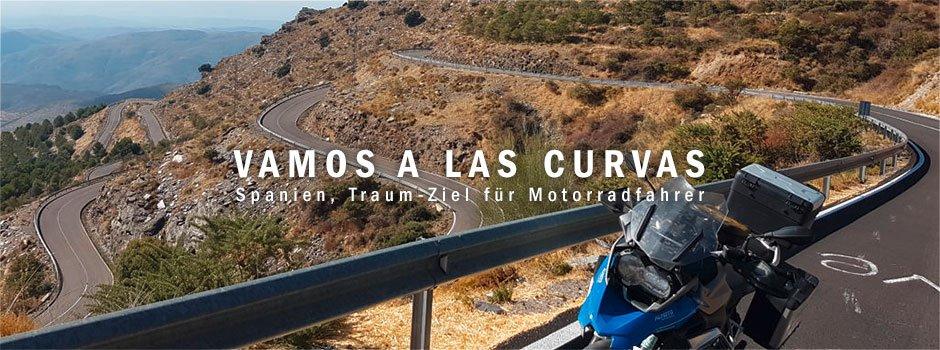 Mit Motourismo nach Spanien