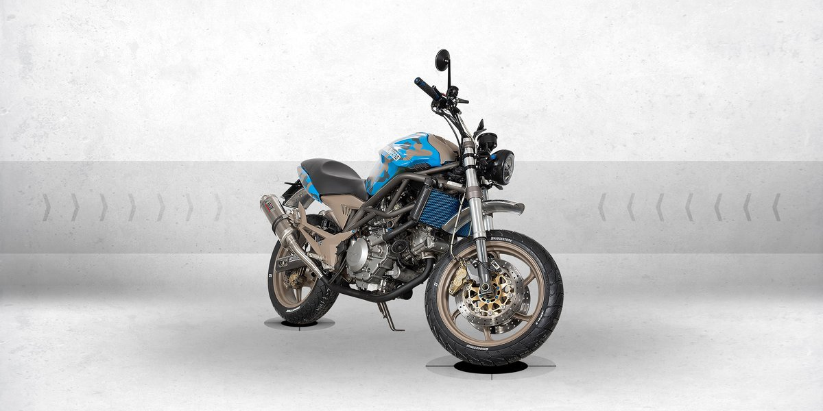 LOUIS BIKE SPECIALS – CAGIVA RAPTOR 650