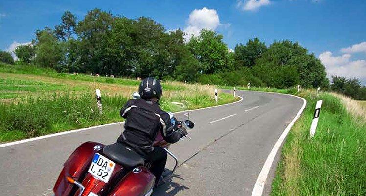 Deutschlands Mitte – Tauber- und Jagsttal Motorrad Tour