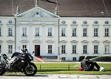 Deutschlands Norden Motorrad Tour