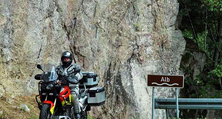 Deutschlands Südwesten – Schwäbische Alb Motorrad Tour