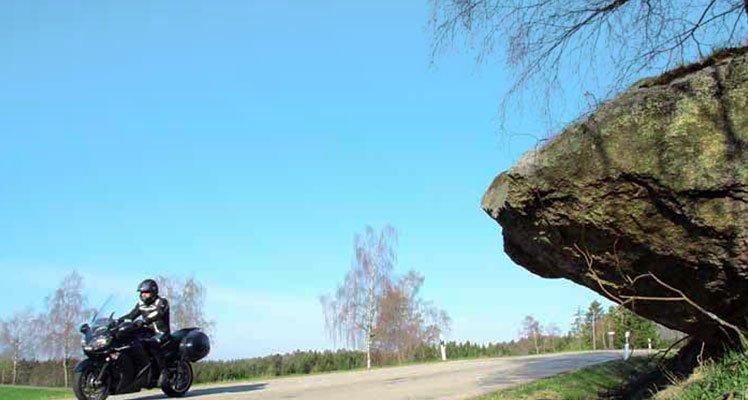 Deutschlands Südosten – Südlicher Bayerischer Wald Motorrad Tour