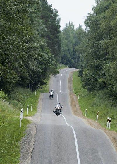Europas schönste Routen: Baltikum