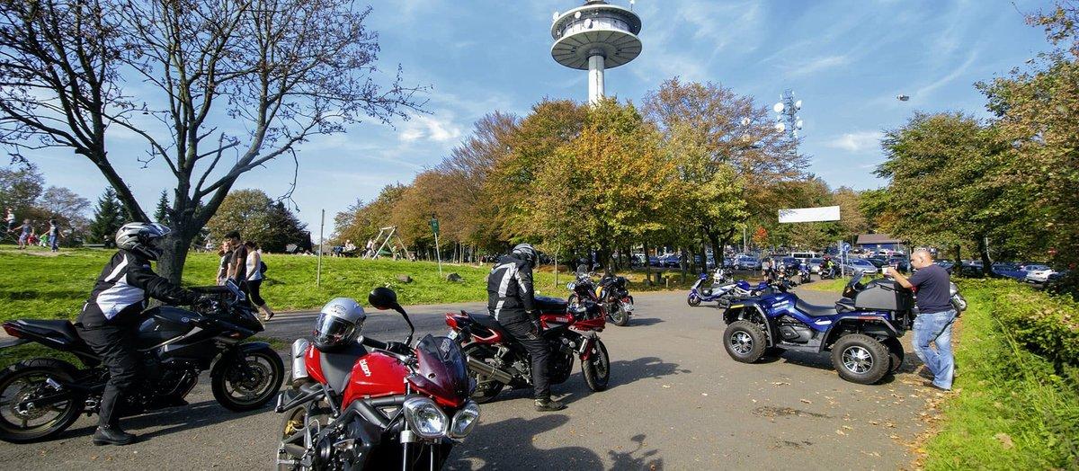 Deutschlands Mitte – Vogelsberg Motorrad Tour