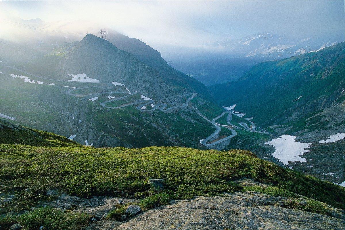 Gotthardpass - Einer der ältesten und wichtigsten Alpenübergänge