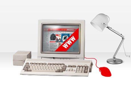 1997 geht der Louis OnlineShop an den Start und wird sofort zur meistbesuchten Motorrad-Website Deutschlands.