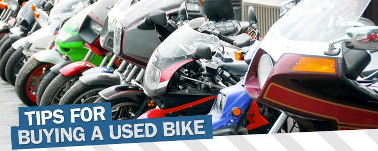 Tips for buying a used bike