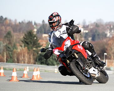 Safety and cornering training