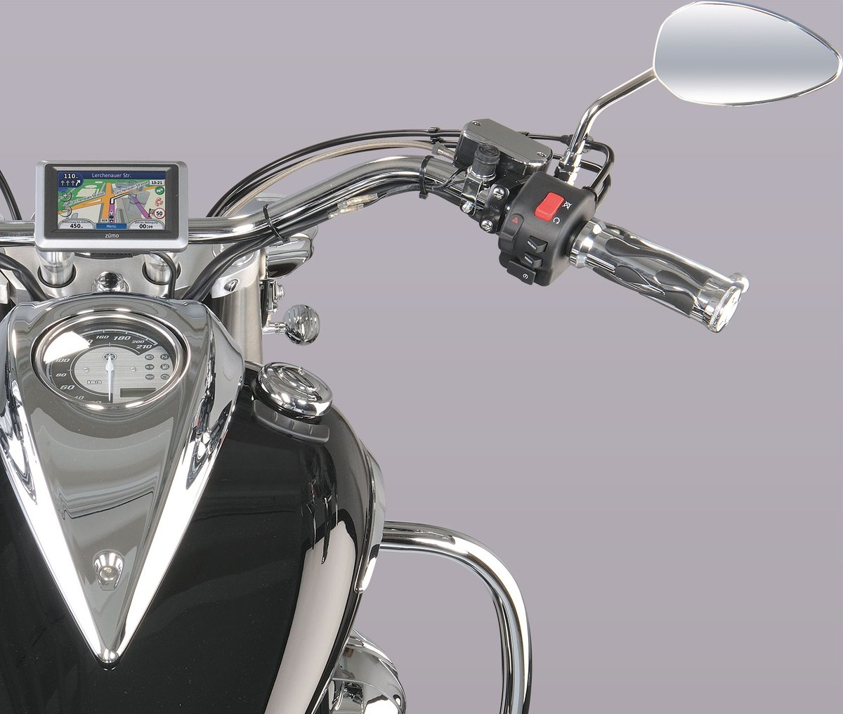 Yamaha XVS 950 Midnight Star