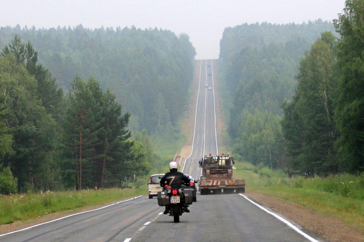 Motorradreise mit Jürgen Grieschat