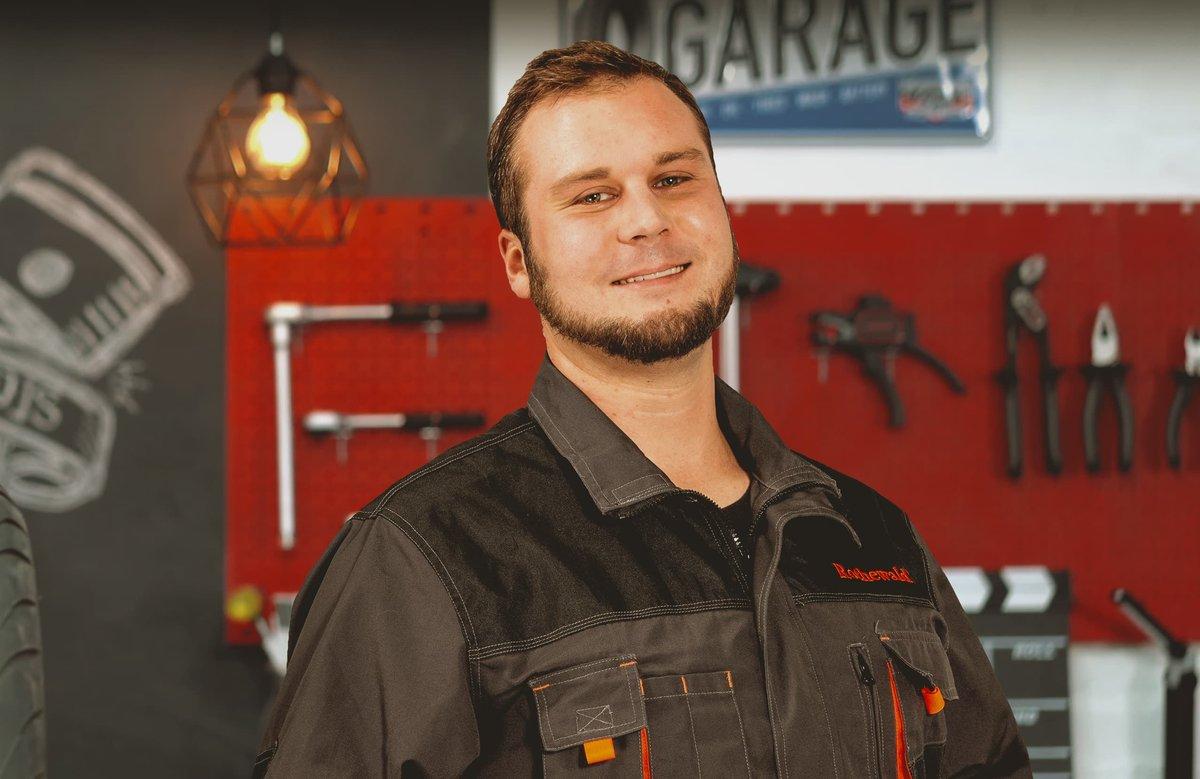 Werkstattmeister Felix