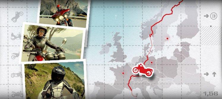 Conseils pour les tours en moto à l'étranger