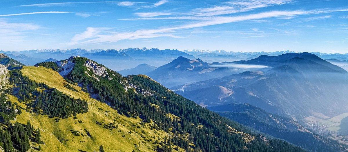 Deutschland, Mangfall Gebirge