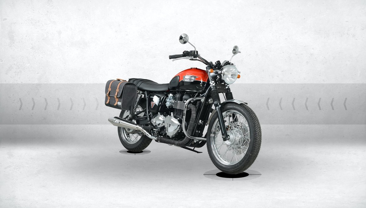 LOUIS BIKE SPECIALS – THRIUMPH BONNEVILLE T 100