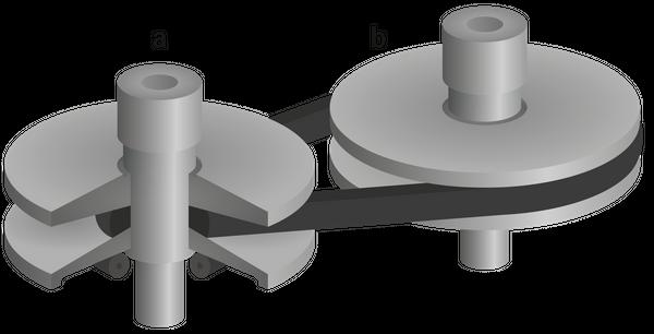 Idling –a) Engine, b)Final drive