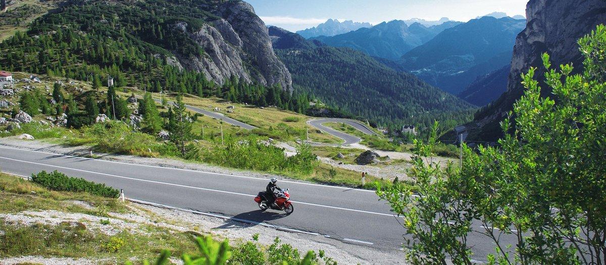 Italien: Trentino – Dolomiten-Legenden 2 Motorrad Tour