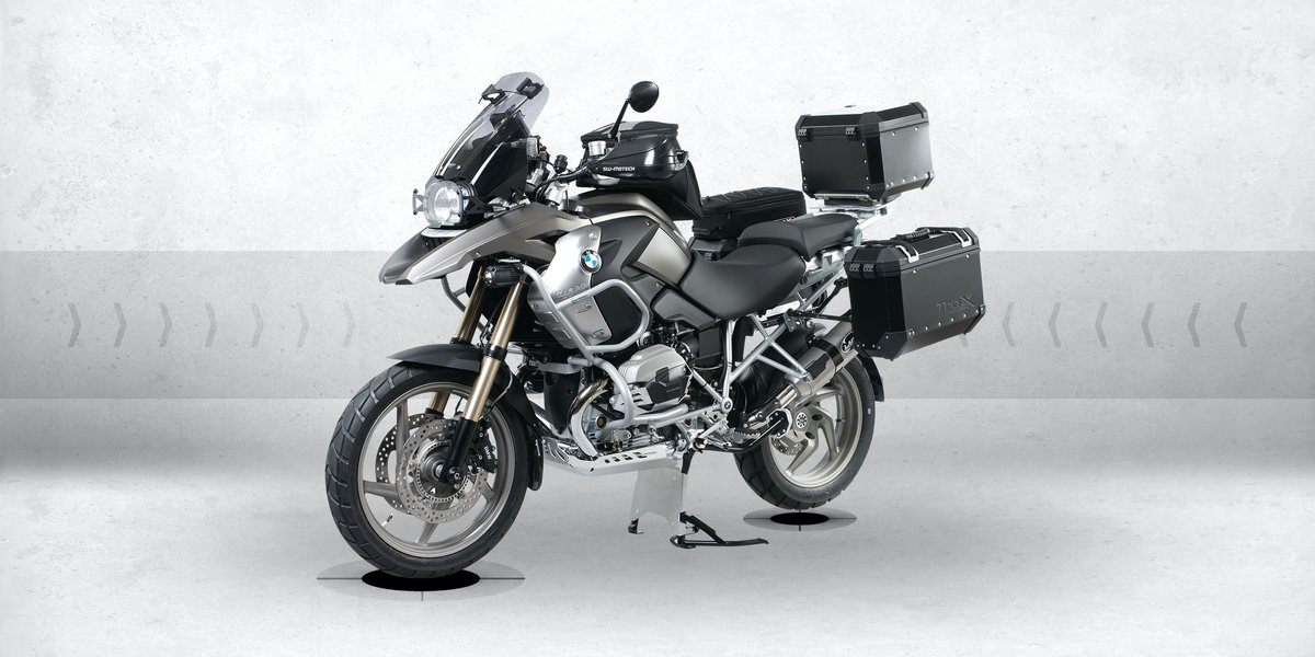 LOUIS BIKE SPECIALS – BMW F700 GS