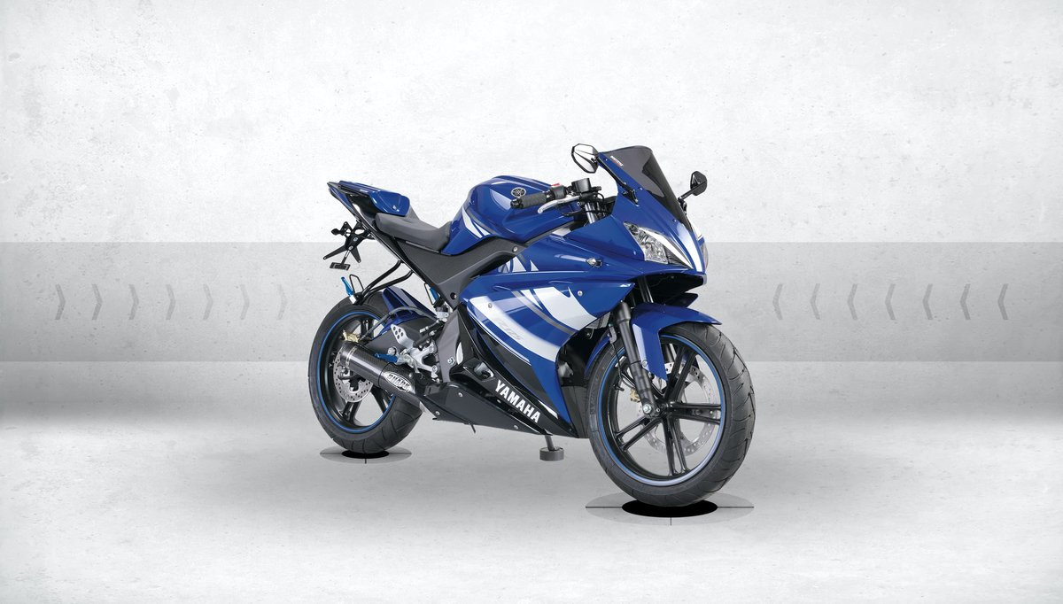 LOUIS BIKE SPECIALS – YAMAHA YZF R125