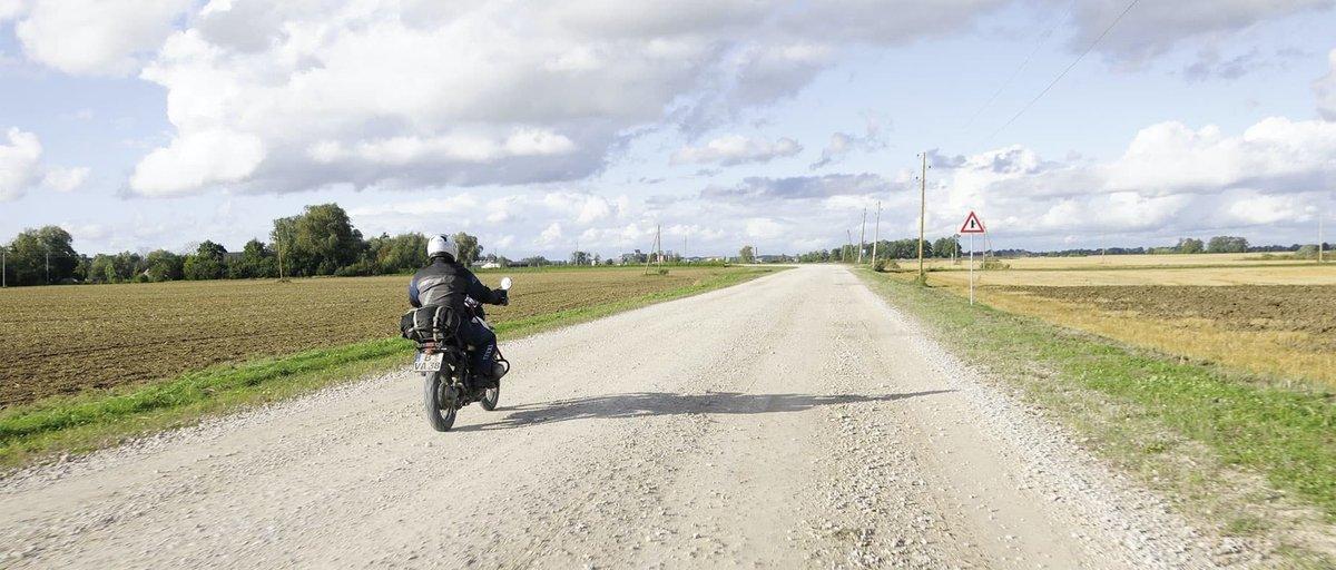 Baltikum Motorrad Tour