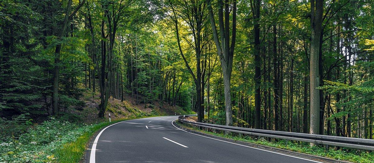 Deutschlands Mitte – Odenwald Motorrad Tour