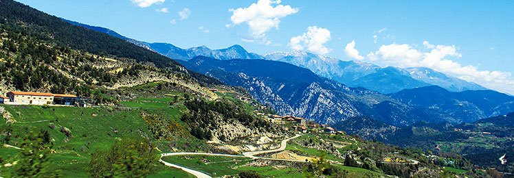 Spanische Pyrenäen