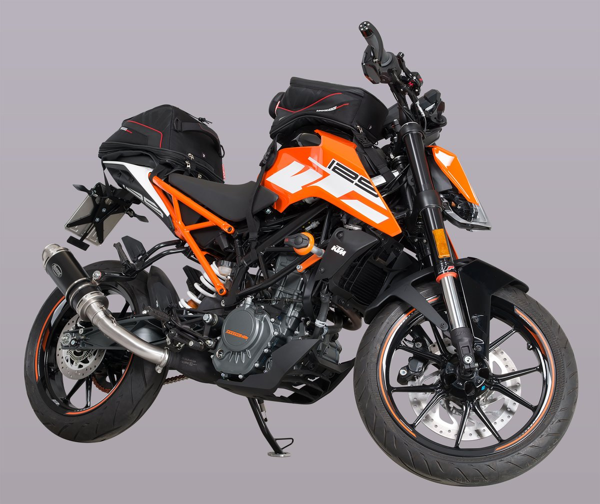 Ktm 125 Duke Special Custom Bike Louis Motorcycle Clothing And Technology