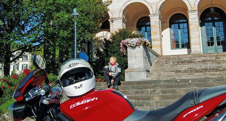 Deutschlands Mitte – Rhön Motorrad Tour